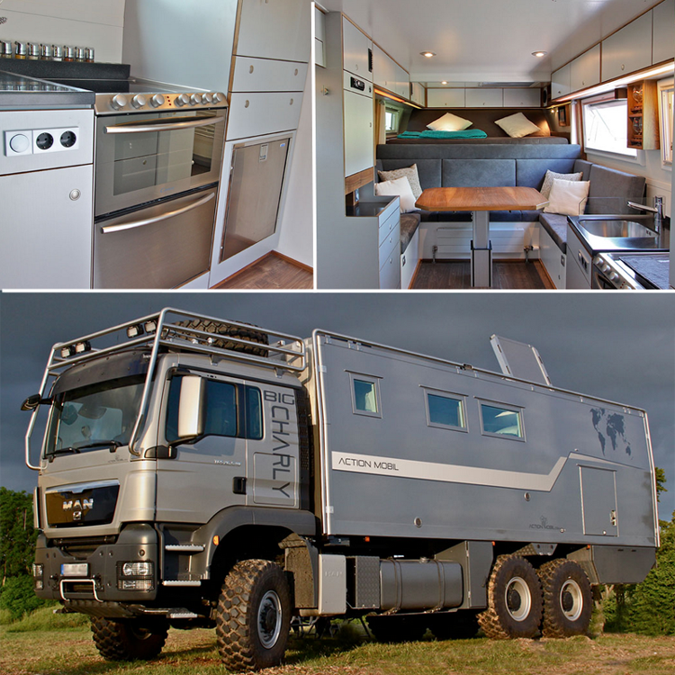 notre top 5 des camping-cars de luxe ! | yescapa