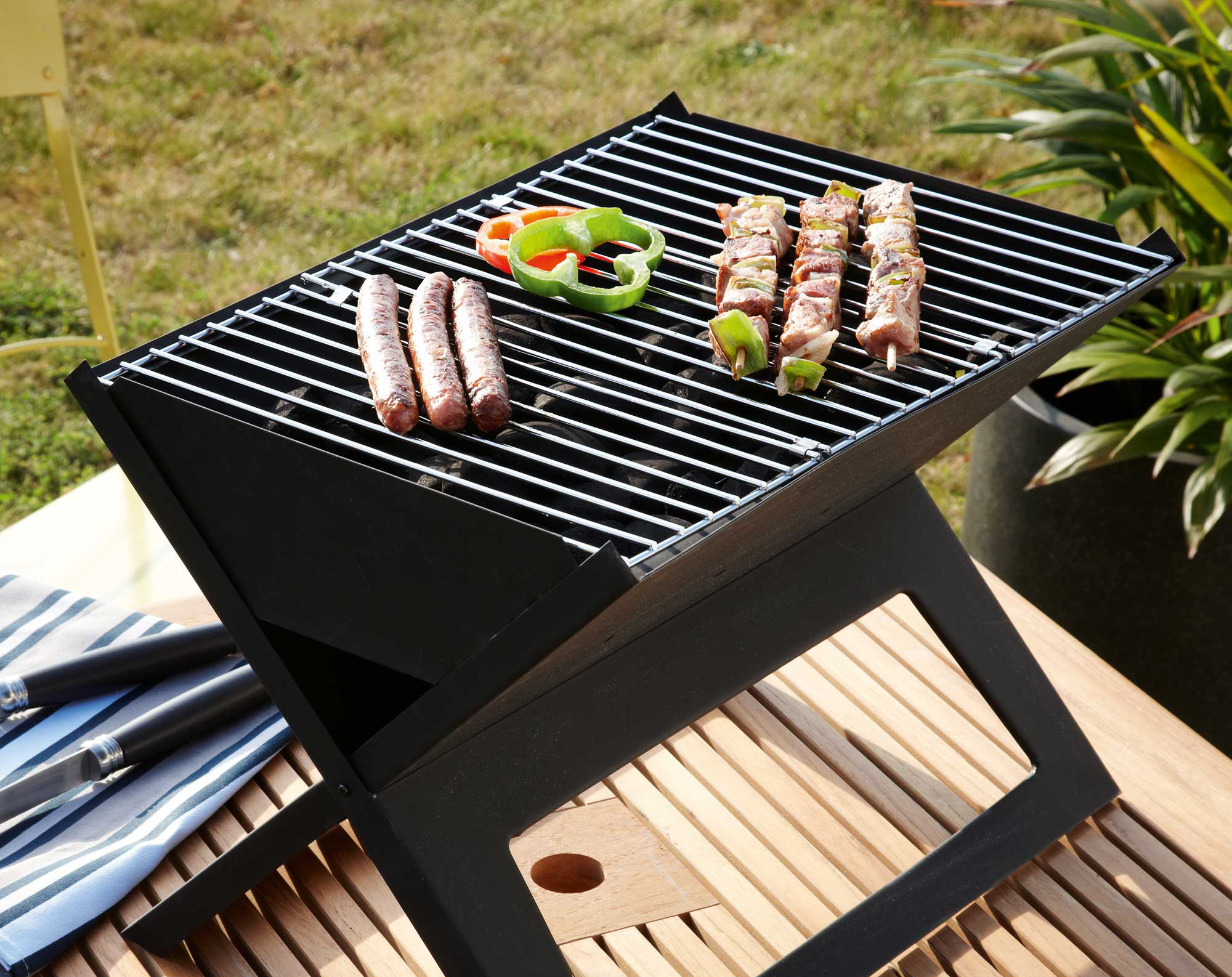 Quel Barbecue Electrique Choisir choisir son barbecue camping-car | yescapa