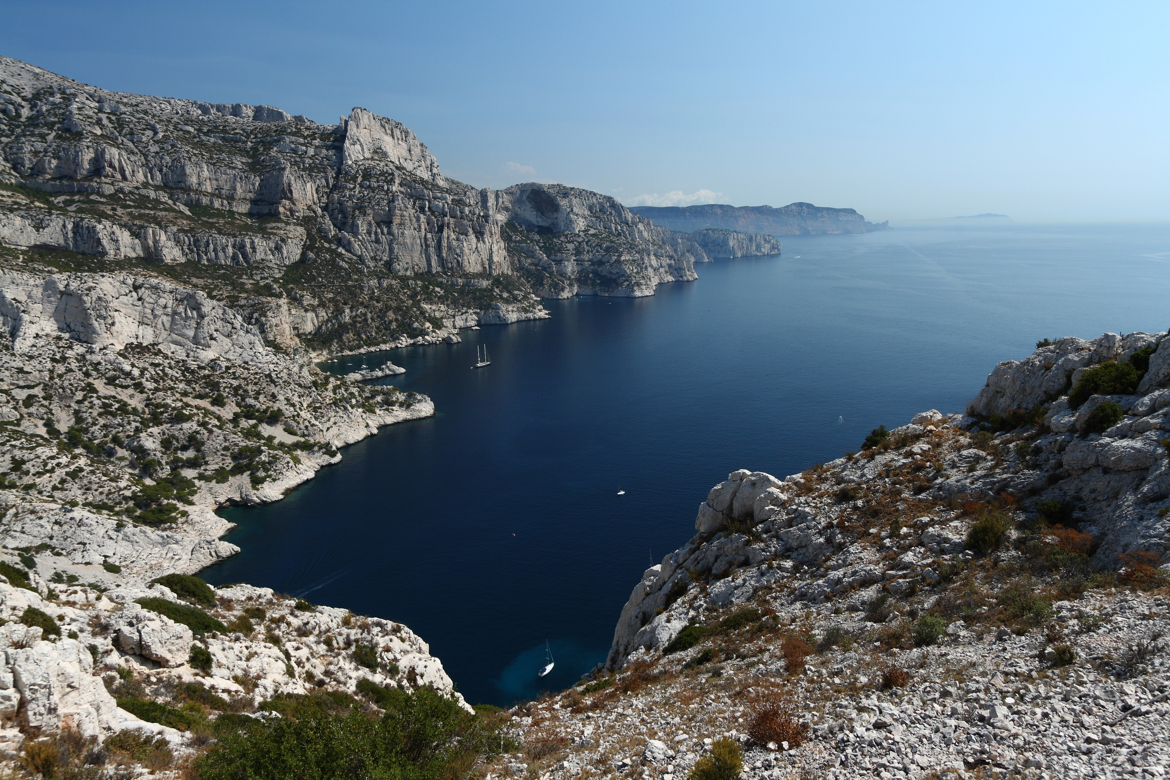 Calanques Morgiou