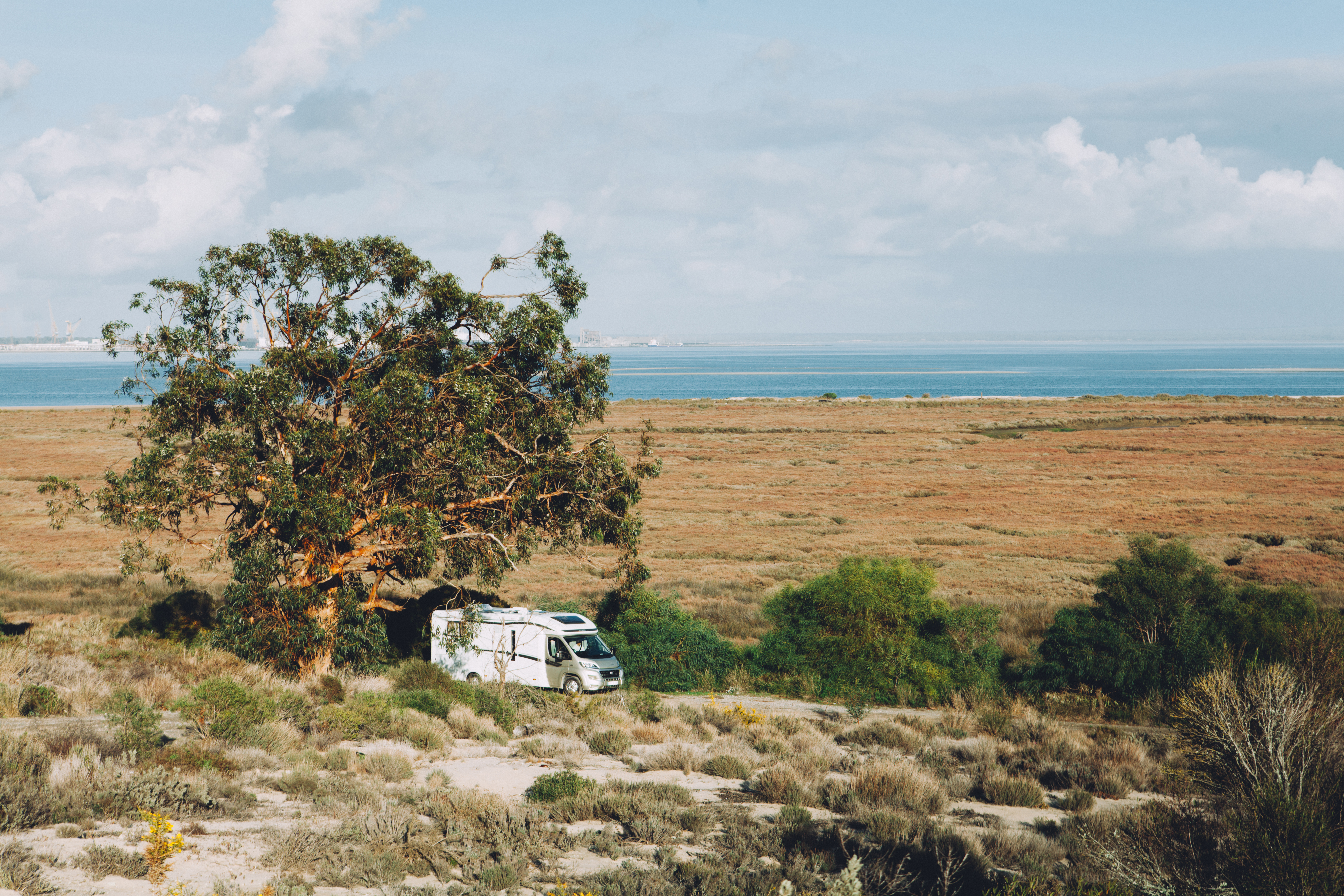 Camping sauvage au Portugal