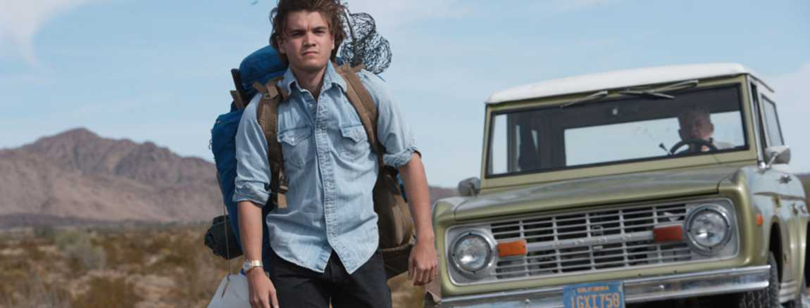 Into the wild, films road trip