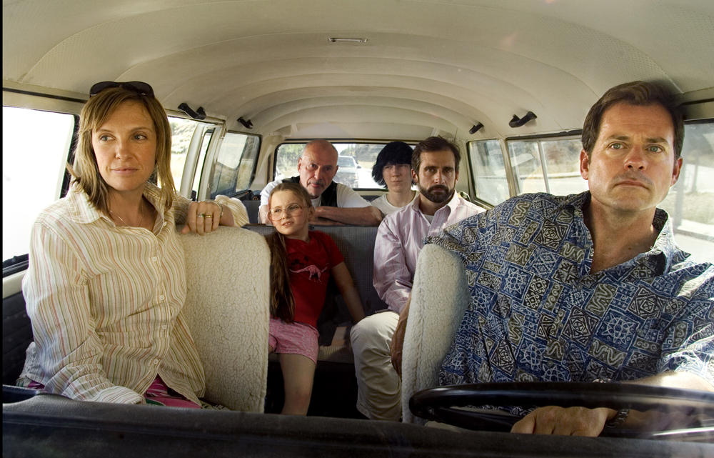 Little miss sunshine, films road trip