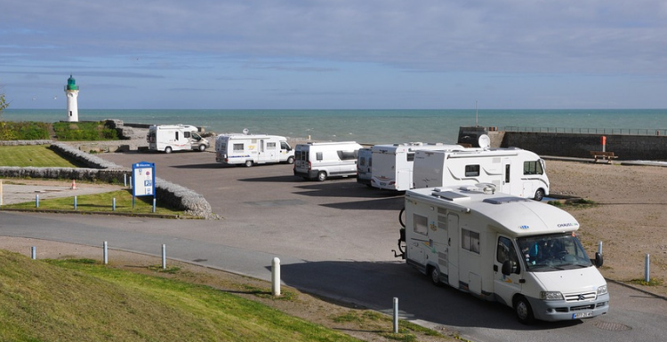 parking camping cars