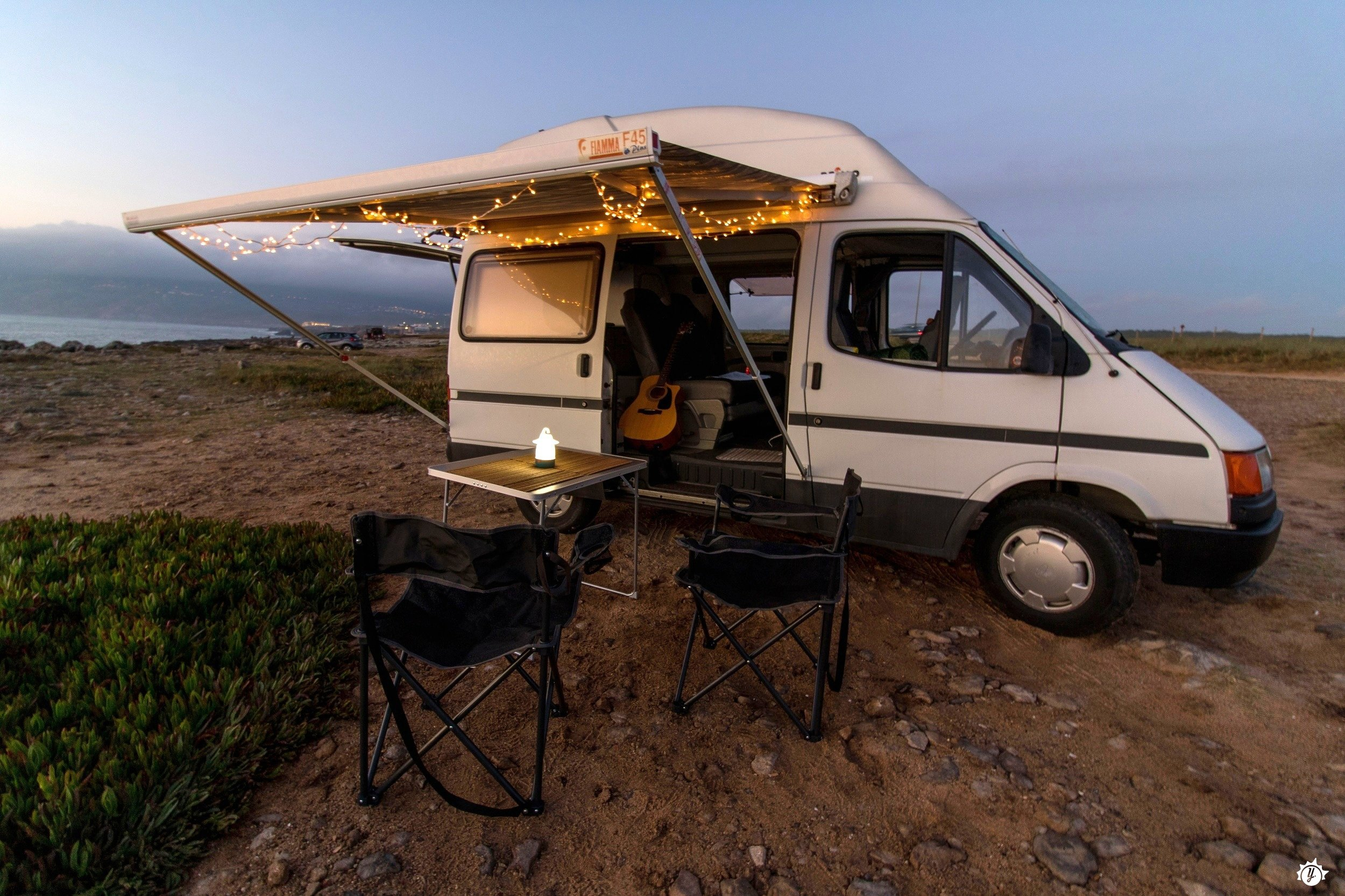 Amenager un fourgon compact (Ford Transit)