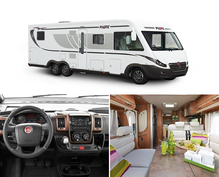 notre top 5 des camping cars de luxe yescapa. Black Bedroom Furniture Sets. Home Design Ideas